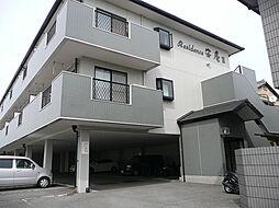 レジデンス安庵II[3階]の外観