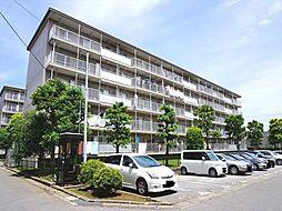 花見川ライオンズプラザ6号棟[3階]の外観