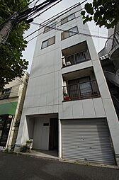 神奈川県横浜市神奈川区泉町の賃貸マンションの外観