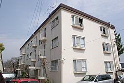 兵庫県西宮市木津山町の賃貸マンションの外観