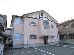 新潟県新潟市東区太平3丁目の賃貸アパートの外観