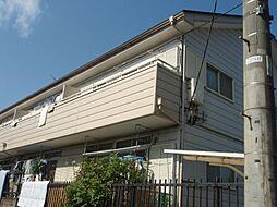 東京都西東京市住吉町5丁目の賃貸アパートの外観
