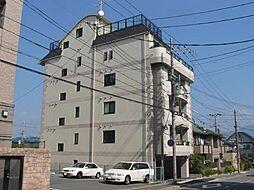 京都府京都市北区大宮南山ノ前町の賃貸マンションの外観