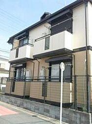 東京都葛飾区金町5丁目の賃貸アパートの外観