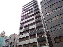 レジディア栄[3階]の外観