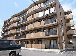 岡山県倉敷市連島1の賃貸マンションの外観