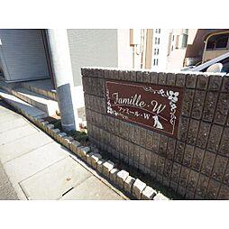 静岡県静岡市清水区石川本町の賃貸アパートの外観