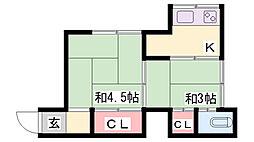王子公園駅 2.0万円