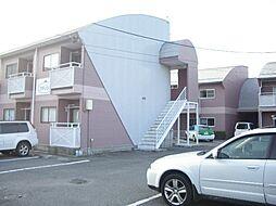 メゾン・ドゥ・ブランシェII[2階]の外観