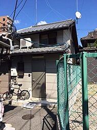 [テラスハウス] 大阪府大阪市北区中津3丁目 の賃貸【/】の外観