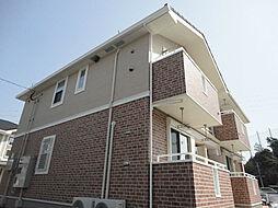 ISLAND津田 B[2階]の外観