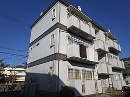 11パナハイツ吉野[2階]の外観