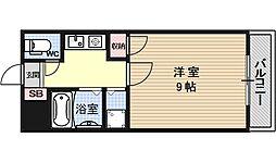 ファミーユSETA[605号室号室]の間取り