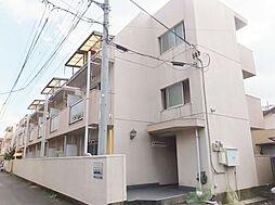 埼玉県草加市旭町4丁目の賃貸マンションの外観