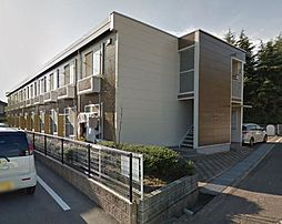 広島県福山市北本庄3丁目の賃貸アパートの外観