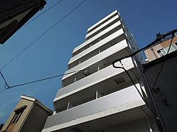 東京都台東区浅草6丁目の賃貸マンションの外観