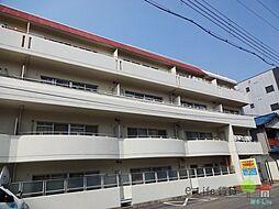 大阪府大阪市住吉区長居1丁目の賃貸マンションの外観