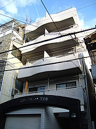 シティハウス天王寺[4階]の外観