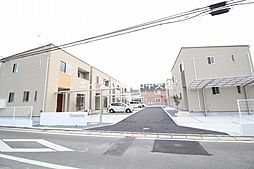 [タウンハウス] 岡山県岡山市中区原尾島2丁目 の賃貸【/】の外観
