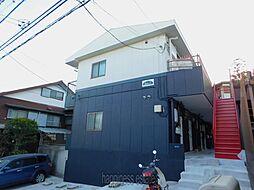 美山台ハイツ[2階]の外観