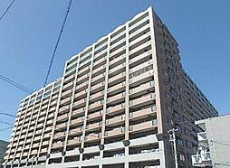 ロータリーマンション大津京パークワイツ分譲[513号室号室]の外観