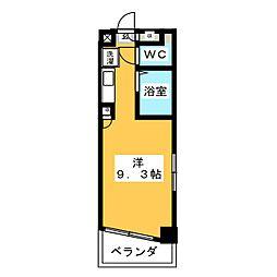 吉田ビル[7階]の間取り