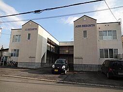 北海道旭川市大町一条6丁目の賃貸アパートの外観