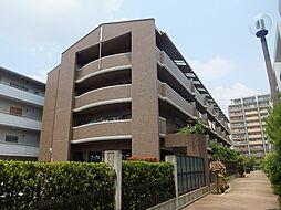 メゾンドゥボヌール[4階]の外観