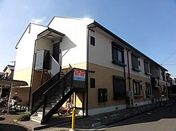 大阪府茨木市玉瀬町の賃貸アパートの外観