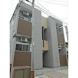 福岡県福岡市博多区南八幡町2丁目の賃貸アパートの外観