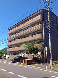 ヴァンヴェール赤坂[302号室]の外観