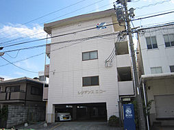 広島県呉市広本町3丁目の賃貸マンションの外観