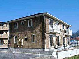 プロシードK B棟[2階]の外観