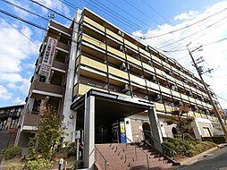 カレッジハイツディグニティー[1階]の外観