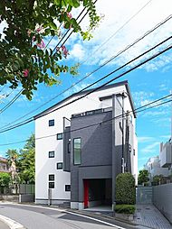 [一戸建] 東京都目黒区目黒3丁目 の賃貸【/】の外観