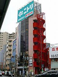 東京都大田区大森西2丁目の賃貸マンションの外観