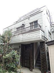 東京都新宿区原町の賃貸マンションの外観