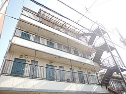 大阪府大阪市平野区背戸口2丁目の賃貸マンションの外観