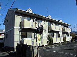 サンビューラ熊田 B棟[2階]の外観