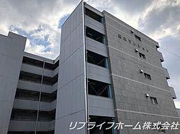 栗本マンション[4階]の外観