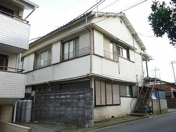 大木荘 1階の賃貸【東京都 / 福生市】