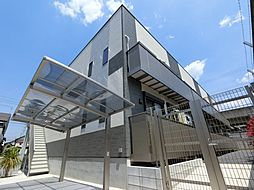 千葉県千葉市緑区おゆみ野南4丁目の賃貸アパートの外観