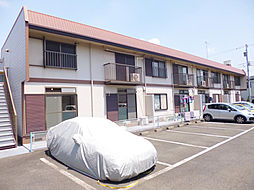 ハイツオノザワC[201号室]の外観