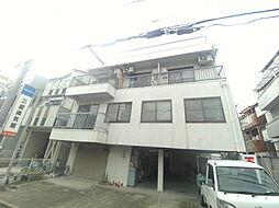 兵庫県神戸市灘区上河原通4丁目の賃貸マンションの外観
