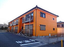 コーポ橘[1階]の外観