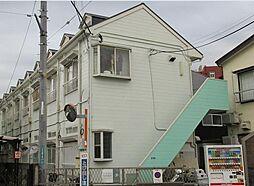 神奈川県相模原市南区大野台4丁目の賃貸アパートの外観