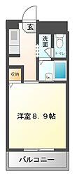 グランドール五井中央[3階]の間取り