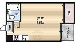 REBANGA江坂AP[7階]の間取り