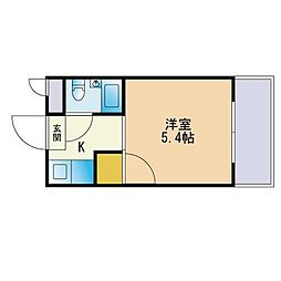 藤崎駅 2.5万円