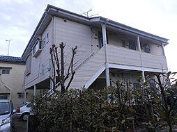 ピュアハイムII[202号室]の外観